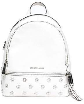 MICHAEL Michael Kors Studded Leather Backpack
