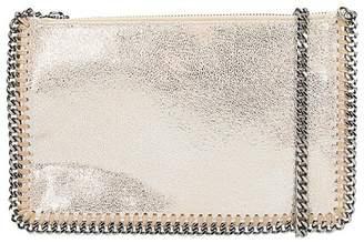 Stella McCartney Gold Falabella Chain Bag