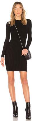 ATM Anthony Thomas Melillo Rib Sweater Dress
