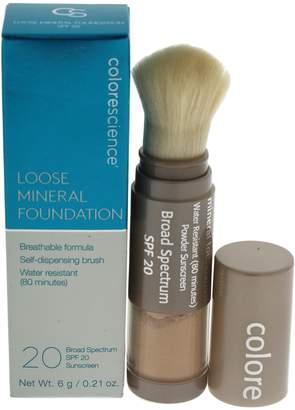 Colorescience Loose Mineral Foundation Brush SPF20 - Medium Bisque - 6g/0.21oz