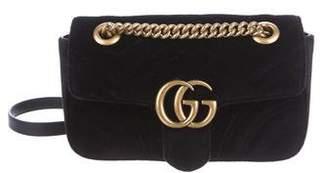 Gucci Small Marmont Shoulder Bag