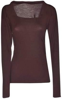 Jacquemus Slim Fit Sweater