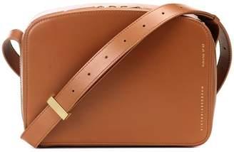 Victoria Beckham Vanity Camera leather shoulder bag