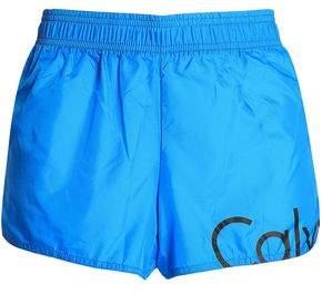 Calvin Klein Underwear Printed Shell Shorts