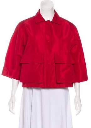 Miu Miu Lightweight Oversize Jacket
