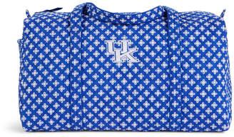 Vera Bradley Kentucky Wildcats Large Duffel