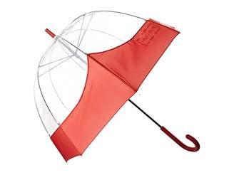 Hunter Moustache Umbrella