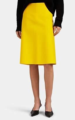 Bottega Veneta Women's Knee-Length Skirt - Yellow