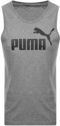Puma Essentials Regular Fit Vest Grey