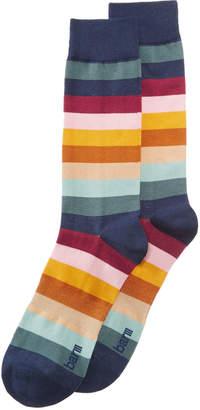 Bar III Men's Striped Socks