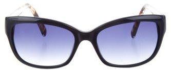 Kate SpadeKate Spade New York Johanna Two-Tone Sunglasses