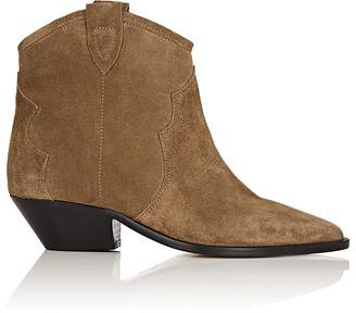 Isabel Marant Women's Dewina Suede Ankle Boots