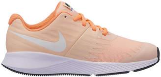 Nike Star Runner Girls Running Shoes Lace-up - Big Kids