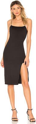 by the way. Nila Slit Midi Dress