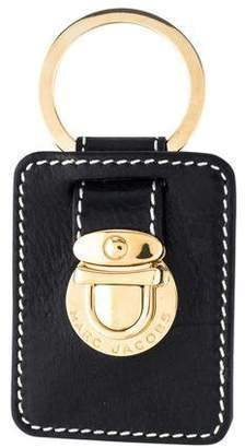 Marc Jacobs Leather Keychain