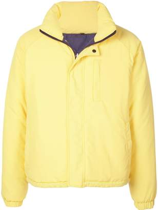 Opening Ceremony reversible padded jacket