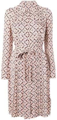 Bottega Veneta printed shirt dress