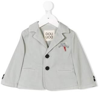 Douuod (ドゥード) - Douuod Kids コットン テーラドジャケット