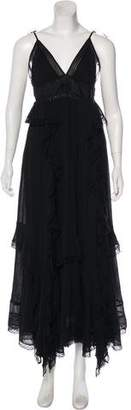 Ulla Johnson Lace-Accented Maxi Dress w/ Tags