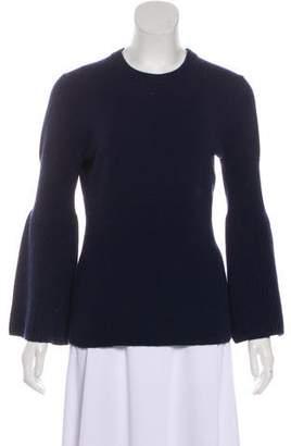 Michael Kors Knit Bell Sleeve Sweater