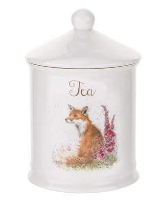 Portmeirion Wrendale - Tea Canister (Fox)