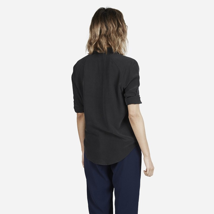 Everlane The Silk Point Collar