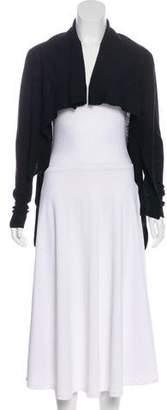 AllSaints Long Sleeve Knit Cardigan