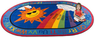 Kid Carpet Sky's the Limit Learning Area Rug Rug