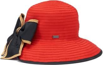 Betmar Women's Malta Back Bow Sun Hat