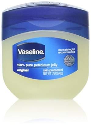 Vaseline Petroleum Jelly Original 1.75 oz (Pack of 4)