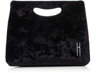 Hayward Velvet Basket Bag