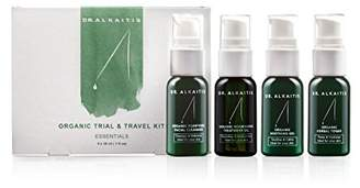Dr. Alkaitis Organic Essentials Trial & Travel Kit