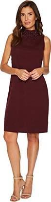 Nic+Zoe Women's Falling Studs Dress