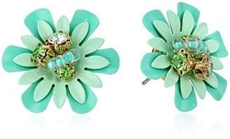 """Kate Spade Studs"""" Vibrant Life Light Pink Multi Stud Earrings"""