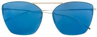 Oliver Peoples Ziane aviator sunglasses