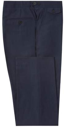 Chester By Chester Barrie Fine Check Traveller Plus Soho Suit Trousers