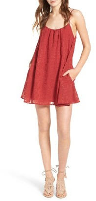 Women's Lovers & Friends Fly Away Embellished Minidress $170 thestylecure.com