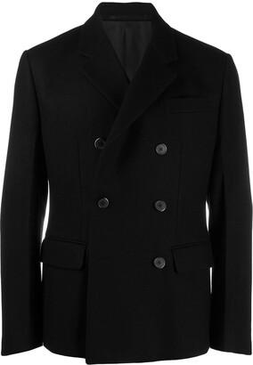 Prada double breasted blazer jacket