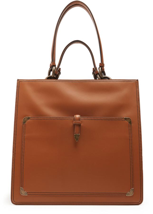 Bottega VenetaBOTTEGA VENETA Toscana leather tote
