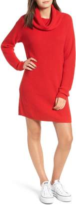 BP Cowl Neck Sweater Dress