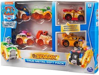 Baby Essentials Paw Patrol Paw Patrol True Metal - Multi-Pack Vehicles