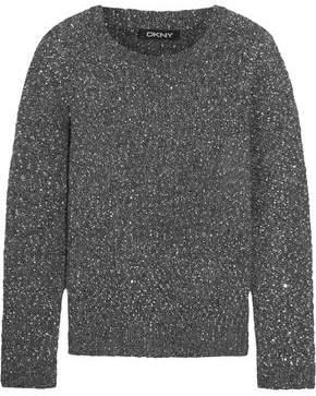 DKNY Mélange Sweater