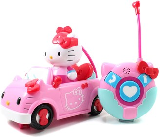 Hello Kitty Radio Control Vehicle