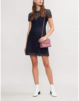 Maje Repiz lace dress
