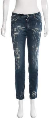 Dolce & Gabbana Mid-Rise Pretty Jeans w/ Tags