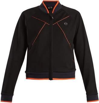 The Upside Midnight performance bomber jacket