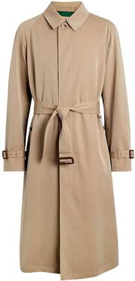 Burberry Lined Bournbrook Coat