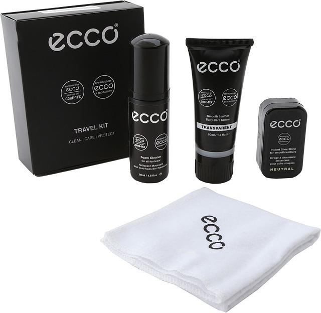 Ecco Shoe Care - Travel Kit