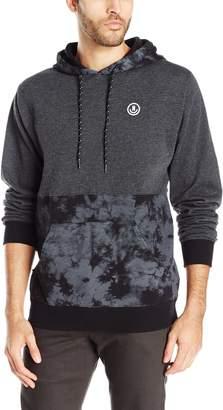 Neff Men's Split Crystal Hoodie Sweatshirt