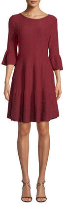 Nic+Zoe Celestial Stud A-line Dress